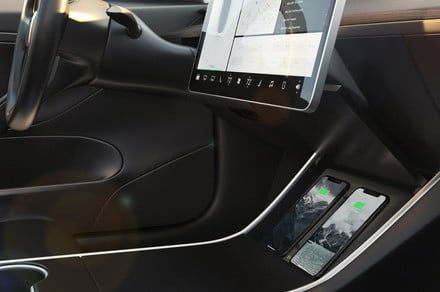 Get twice the juice with Nomad's Tesla Model 3 wireless charger