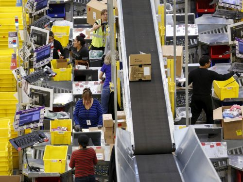 Amazon got a hostile welcome from a New York labor union, which savaged its 'deadly and dehumanizing' working conditions