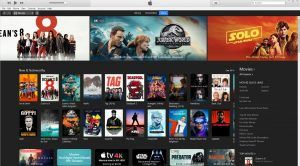 Apple Didn't Delete Movies From Customer's iTunes Account