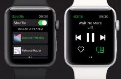 Spotify Introduces App for Apple Watch
