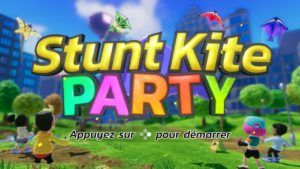 Stunt Kite Party - Cerfs-volants en folie