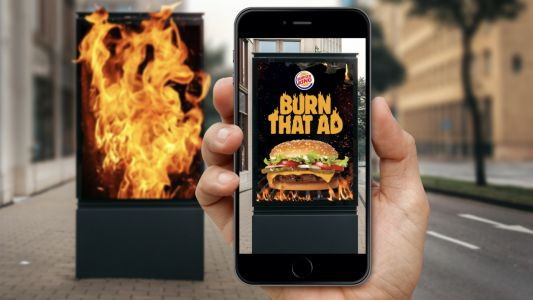 Burger King burns rivals with new promo
