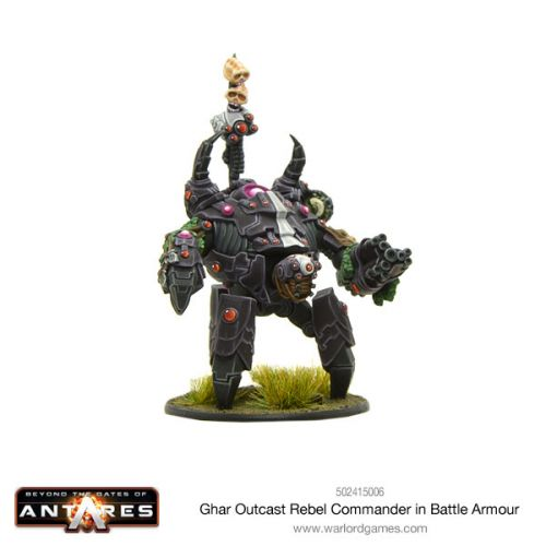 New Beyond the Gates of Antares Releases Available From Warlord Games