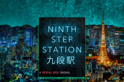 Two unlikely cops are paired up to solve murders in a war-torn Tokyo in Ninth Step Station