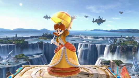 Daisy Confirmed For Super Smash Bros. Ultimate's Roster