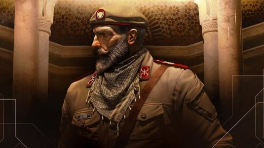 Kaid is Rainbow Six Siege's new electrifying defender