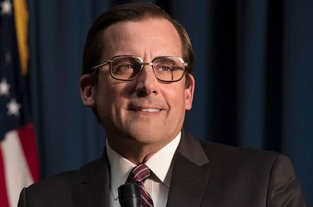 Netflix recruits Steve Carell for the Trump-inspired comedy 'Space Force'