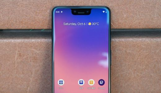 Samsung is already trolling the Pixel 3 XL's ugly notch