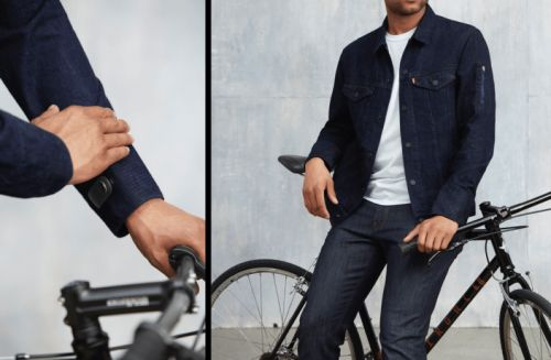 Google and Levi's new smart jacket can control your devices