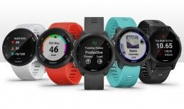 Garmin Trots out Five New GPS Watches for Runners