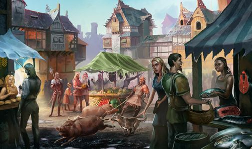Banish Boring Towns From Your 5e Adventures with Spectacular Settlements