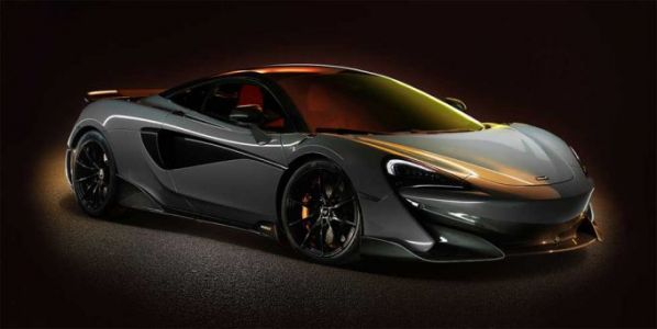 McLaren 600LT details announced ahead of Goodwood debut