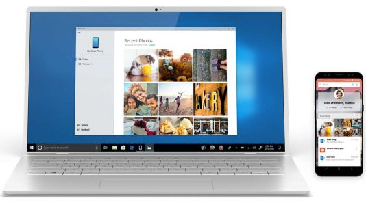 Microsoft launches Your Phone, letting Android users connect to Windows 10 PCs