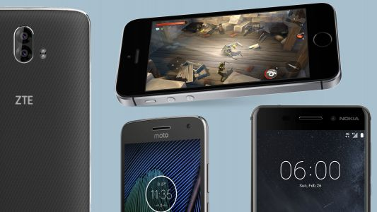 Best cheap phones in the US for 2017