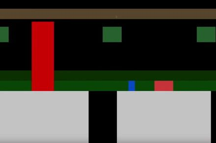 An A.I. is designing retro video games - and they're surprisingly good
