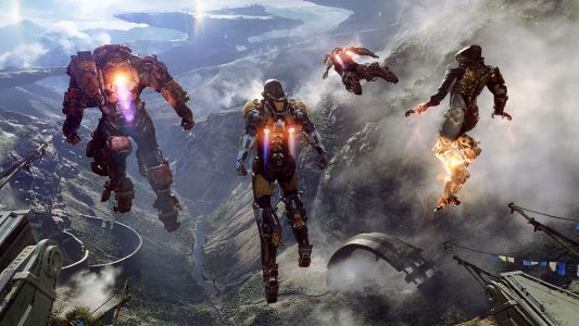 Anthem loot rate drop improved by update as Bioware shooter fights back