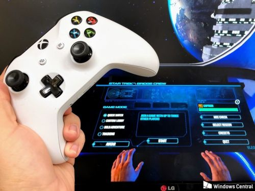How to use a gaming controller with Star Trek: Bridge Crew on your PC
