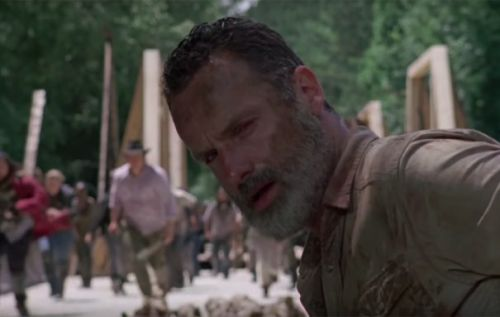 The Walking Dead season 9 trailer: six minutes of action and tension