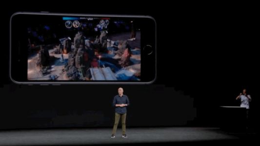 """The Machines"" on iPhone 8 shows us why AR gaming is the next big thing"