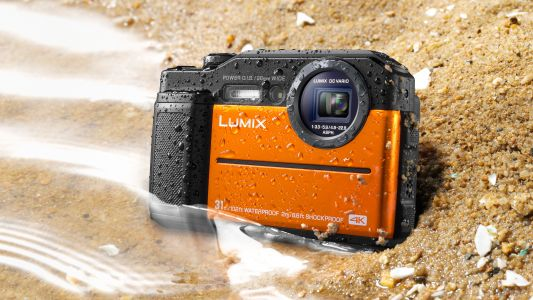 The Lumix TS7 / FT7 is Panasonic's toughest compact camera yet