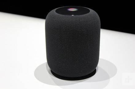 Tim Cook bristles at the idea that the Apple HomePod is following the Echo