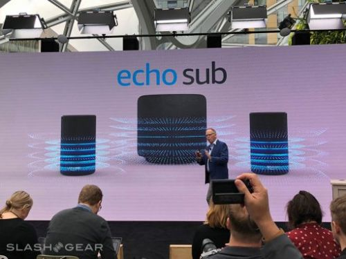 Amazon Echo Link Amp, Echo Link, Echo Sub are speaker add-ons for your Alexa setup