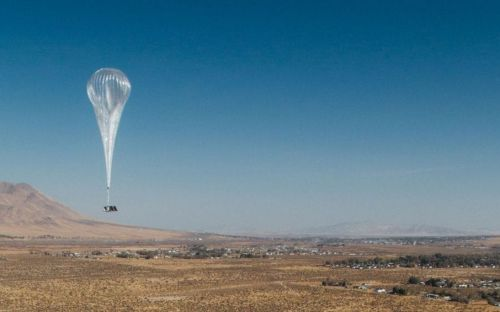 Google: Our broadband balloons, delivery drone projects are ready for take-off