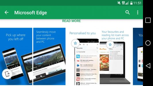 Microsoft Edge for Android now has an ad-blocker built in