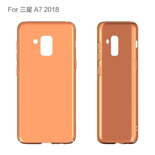 Galaxy A5 and A7 (2018): Leaked cases hint at an Infinity display