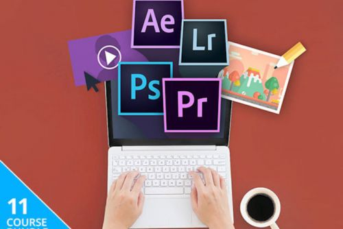 Master Adobe's Most Popular Software With This 60+ Hour Training Bootcamp
