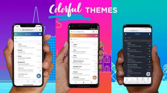 Yahoo Mail Android Go app released alongside mobile web makeover