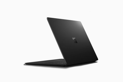 Microsoft's Surface Laptop 2 may come in a black variant