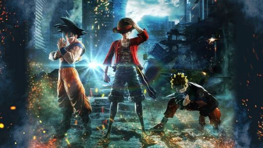 Jump Force runs at native 4K resolution on Xbox One X