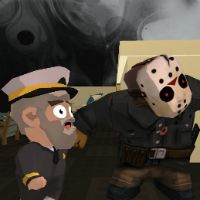 Building a light-hearted puzzle game around Friday the 13th's Jason Voorhees