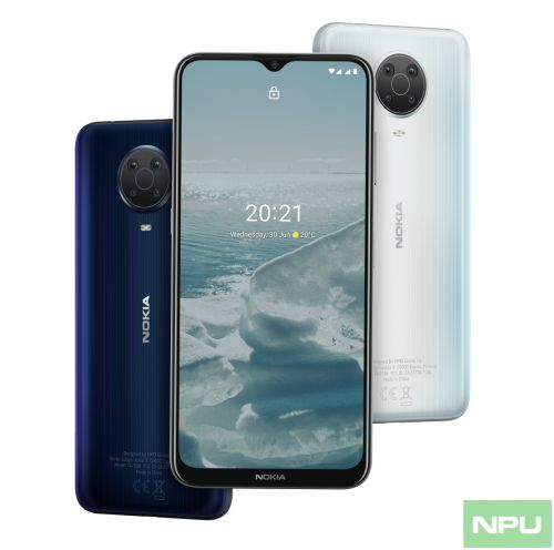 Nokia G20 and Nokia G10 pre-order opens in the US revealing pricing & release date details