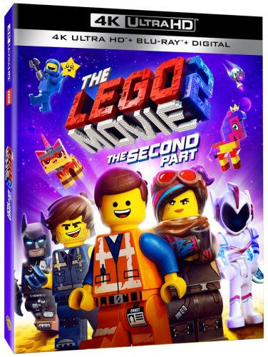 'The LEGO Movie 2: The Second Part' 4K, Blu-ray, DVD, Digital Release Dates and Details