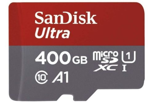 Store all the things with SanDisk's gargantuan 400GB microSD card for just $84