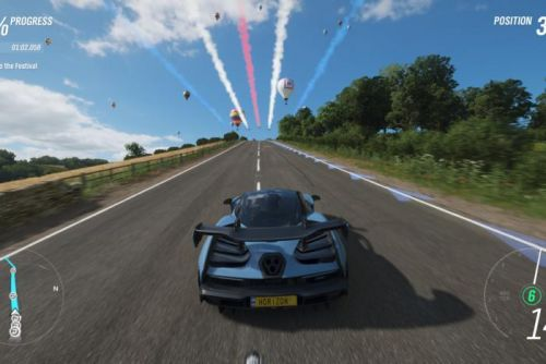 Forza Horizon 4 review: Seasons and social hooks make the best arcade racer even better