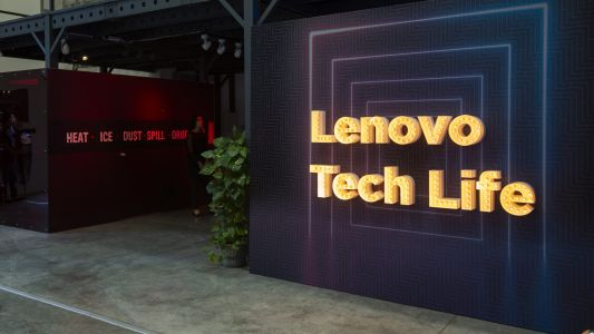 Lenovo showcases a wide selection of PC and gaming solutions at Tech Life