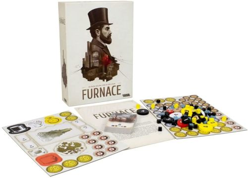 Furnace Board Game Review