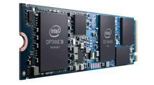 Intel Optane Memory H10: Cache, NAND Flash on Single M.2 Device