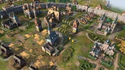 Age of Empires IV feels familiar, but that's okay