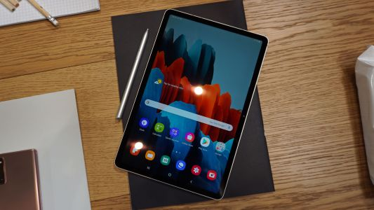 Samsung Galaxy Tab S8 Ultra shows off a display notch in new unofficial renders