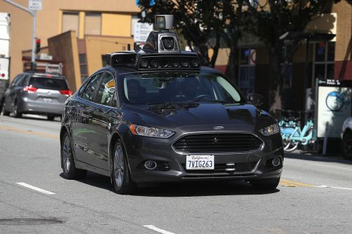 This map shows how few self-driving cars are actually on the road today