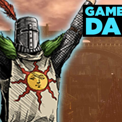 Dark Souls Cheaters Have To Git Gud Now - GameSpot Daily