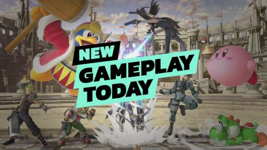 New Gameplay Today - Super Smash Bros. Ultimate's New Modes
