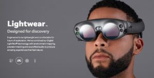 Magic Leap mixed reality headset coming this summer
