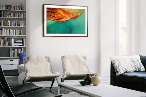 Samsung's stylish The Frame and Serif 4K TVs will soon come in more sizes with better picture quality