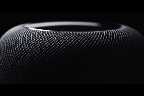 Buy a refurbished HomePod for more than $100 off