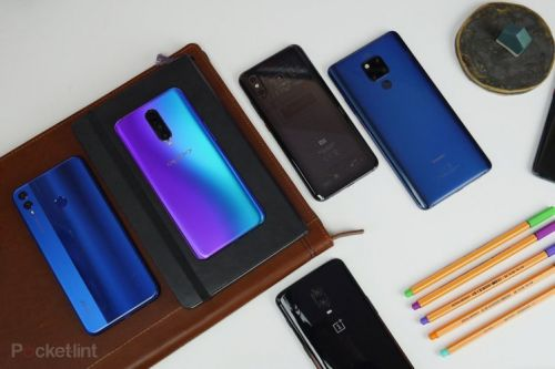 Why are so many Chinese phone brands launching in the UK?